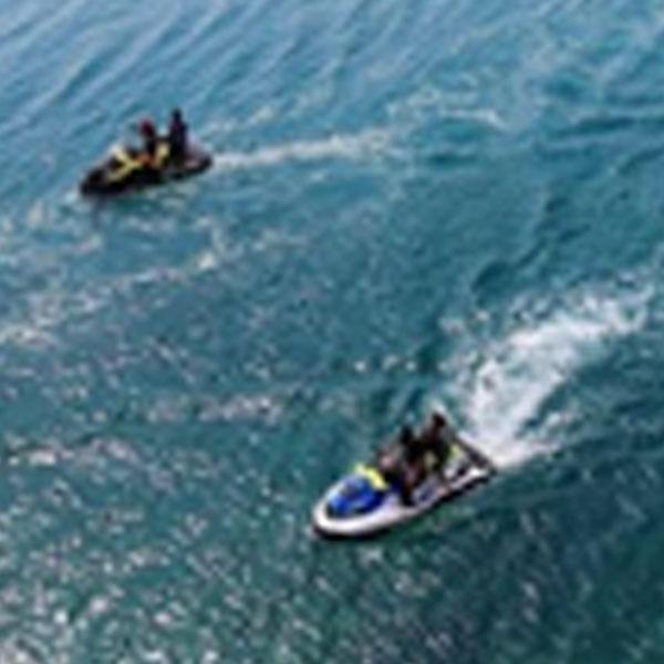 水上オートバイ体験