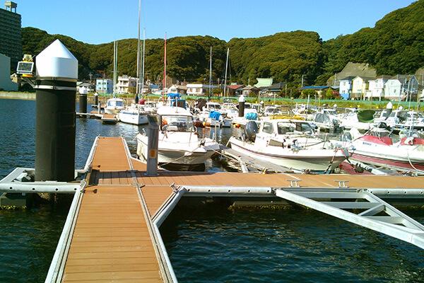浦賀ボートパーク写真